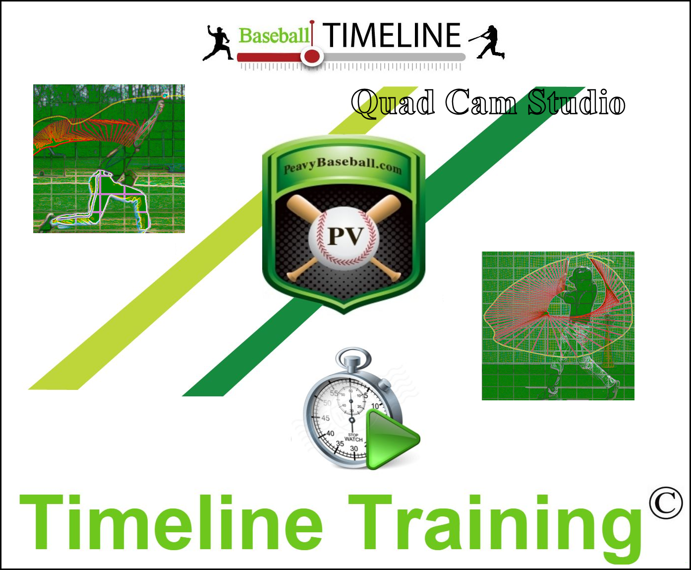 Quad Timeline Training Studio